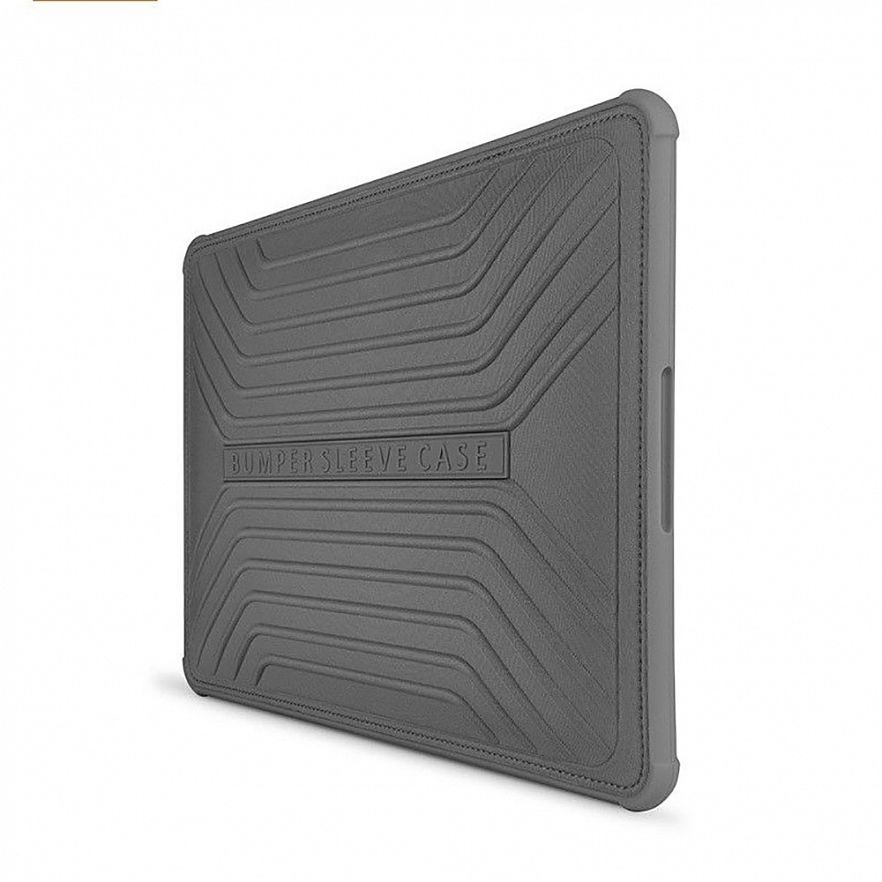 Сумка для MacBook Pro 13 Wiwu Voyage Sleeve (GM3909), серый
