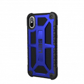 Чехол для iPhone X/XS UAG Monarch, синий