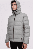 Куртка с подогревом Xiaomi Cottonsmith Graphene Temperature Control Jacket (XL), серый