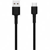 Кабель USB/Type-C Xiaomi Braided Cable SJX10ZM 100cm, черный