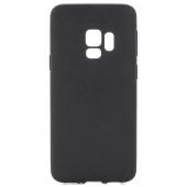 Чехол пластиковый для Samsung S9, черный