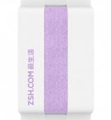 Полотенце банное Xiaomi ZSH Youth Series 140*70, фиолетовый