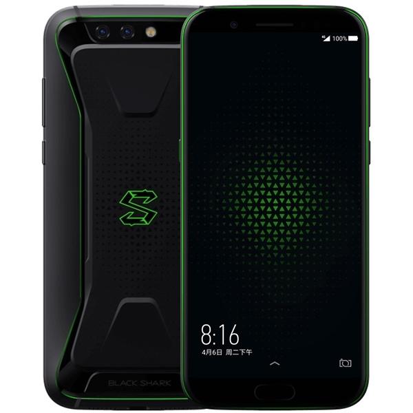 Смартфон Xiaomi Black Shark 8/128GB, черный (Global Version)