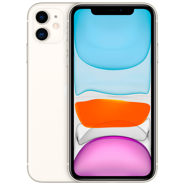 Смартфон Apple iPhone 11 256 GB, белый