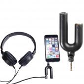Микрофон Boya BY-AUM3 для смартфона
