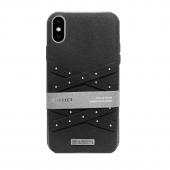 Чехол для iPhone XR Santa Barbara Abbott, замшевый