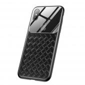 Чехол-книжка Baseus для Apple iPhone XS Max, Touchable Case Black , черный