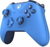 Геймпад беспроводной Microsoft Controller for Xbox One, синий