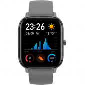 Умные часы Amazfit GTS, серый (Global Version)