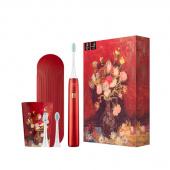 Электрическая зубная щетка Xiaomi Soocas X3U Electric Sonic Toothbrush (Van Gogh), красный