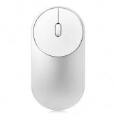 Мышь Xiaomi Mi Portable Mouse Bluetooth, серебристый