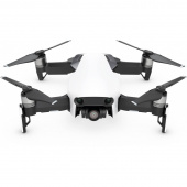 Квадрокоптер DJI Mavic Air Fly More Combo, белый