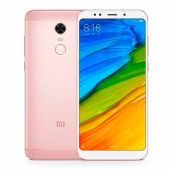 Смартфон Xiaomi Redmi 5 Plus, 32GB/3, розовый (China Version)