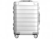 """Чемодан 90 Points Metal Suitcase 20"""", серебристый"""