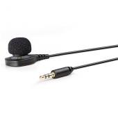 Микрофон Boya BY-HLM1 всенаправленный проводной булавочный