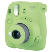Фотоаппарат моментальной печати Fujifilm instax mini 9 poppy, зеленый