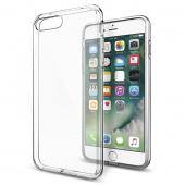 Чехол для iPhone 7/8 TPU пластиковая крышка, прозрачный