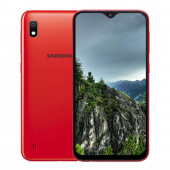 Смартфон Samsung Galaxy A10 32Gb, красный