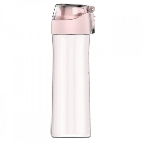Бутылка для воды Xiaomi Fun Home (0,6 л), розовый