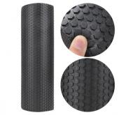 Валик для фитнеса sot 30x15см, черный