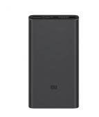 Внешний аккумулятор Xiaomi Mi Power Bank 3 10000 (PLM12ZM), черный