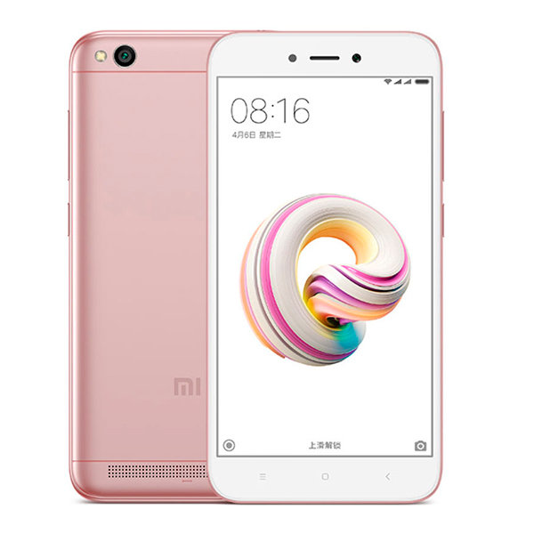 Смартфон Xiaomi Redmi 5A, 32GB/3, розовый, (Global Version)