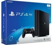 Игровая приставка Sony Playstation 4 Pro 1TB (CUH-7116B), черный