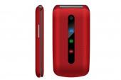 Мобильный телефон teXet TM-414, красный