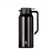Термос Xiaomi Viomi Steel Vacuum Pot 1.5л, черный
