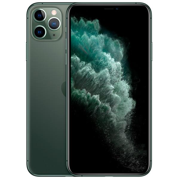 Смартфон Apple iPhone 11 Pro Max 256 GB, зеленый