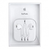 Наушники Apple EarPods с ПДУ и микрофоном (MNHF2ZM/A) РСТ