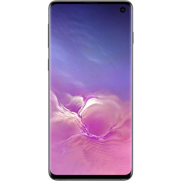 Смартфон Samsung Galaxy S10 8/128GB, оникс