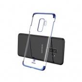 Чехол для Samsung Galaxy S9 Baseus Glitter, прозрачный