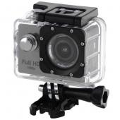 Экшн-камера DIGMA DiCam 150, серый