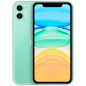 Смартфон Apple iPhone 11 128 GB, зеленый
