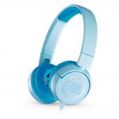 Наушники накладные JBL JR300 детские,голубой