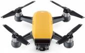 Квадрокоптер DJI Spark Fly More Combo, желтый