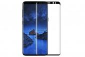Стекло защитное для Samsung S9 Baseus 0,3mm полный экран, черный