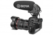 Микрофон направленный Boya BY-BM3031 накамерный