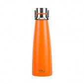 Термос Xiaomi KKF Vacuum Cup Kiss Kiss Fish 475ml, оранжевый