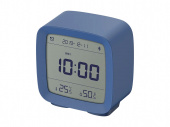 Будильник Xiaomi ClearGrass Bluetooth Thermometer Alarm Clock CGD1, синий