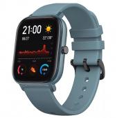 Умные часы Amazfit GTS, синий (Global Version)