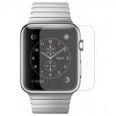 Стекло защитное для Apple Watch 38мм, прозрачное