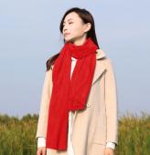 Шарф с подогревом Xiaomi PMA Graphene Heating R10, красный