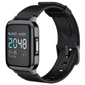 Умные часы Xiaomi Haylou LS01, черный