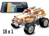Умный робот-конструктор Apitor SuperBot 18 в 1