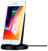 Беспроводное зарядное устройство Momax Q.DOCK2 Fast Wireless Charger, черный