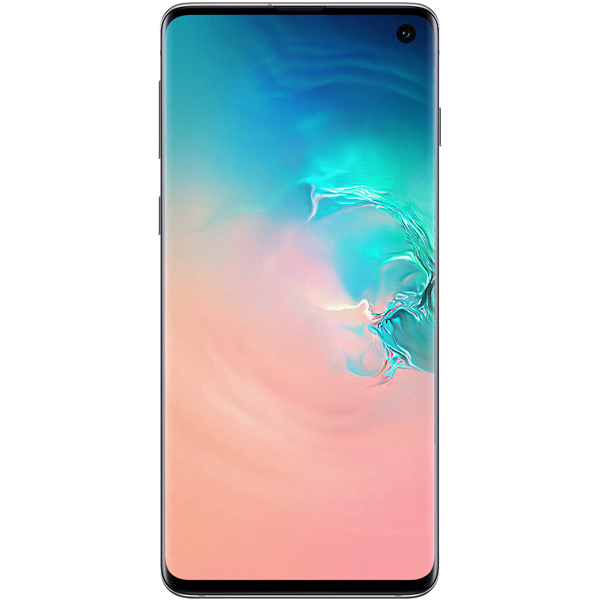 Смартфон Samsung Galaxy S10 8/128GB, перламутр