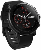 Умные часы Amazfit Stratos, черный (Global Version)