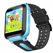 Детские водонепроницаемые часы с GPS G3S, синий